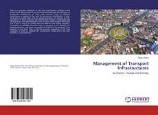 Bookcover of Management of Transport Infrastructures