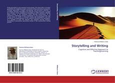 Storytelling and Writing kitap kapağı