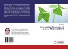 Borítókép a  Momordica charantia L.:A potent Medicinal Plant - hoz