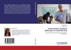 Bookcover of Information Seeking Behavior In Internet Era