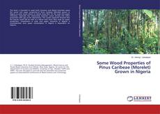 Couverture de Some Wood Properties of Pinus Caribeae (Morelet) Grown in Nigeria