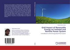 Обложка Grid Impact of Renewable Energy on Isolated and Remote Power System