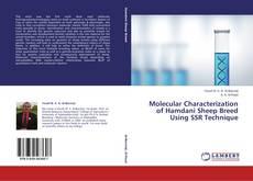 Molecular Characterization of Hamdani Sheep Breed Using SSR Technique kitap kapağı