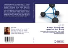 Bookcover of X-Ray K Absorption Spectroscopic Study