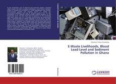Buchcover von E-Waste Livelihoods, Blood Lead Level and Sediment Pollution in Ghana