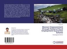 Bookcover of Women Empowerment through National Rural Employment Guarantee Scheme