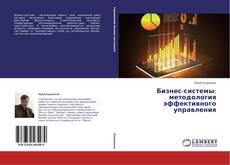 Обложка Бизнес-системы: методология эффективного управления