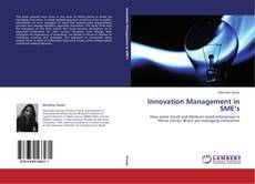 Bookcover of Innovation Management in SME's