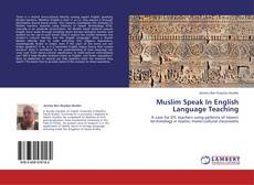 Capa do livro de Muslim Speak In English Language Teaching