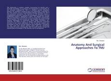 Bookcover of Anatomy And Surgical Approaches To TMJ