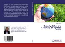 Security, Safety and Continuity on Agrifood Chain的封面