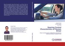 Bookcover of Steering Control Characteristics of Human Driver
