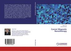 Bookcover of Cancer Magnetic Nanotherapy