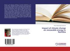 Buchcover von Impact of climate change on renewable energy in Namibia