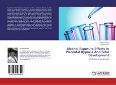 Portada del libro de Alcohol Exposure Effects In Placental Hypoxia And Fetal Development