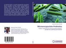 Bookcover of Microencapsulate Probiotics