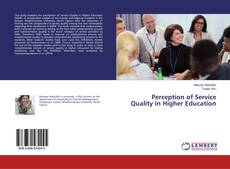 Обложка Perception of Service Quality in Higher Education