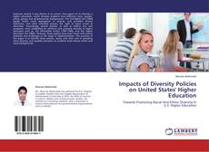Capa do livro de Impacts of Diversity Policies on United States' Higher Education