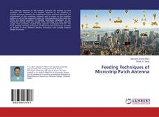 Capa do livro de Feeding Techniques of Microstrip Patch Antenna