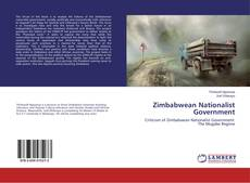 Bookcover of Zimbabwean Nationalist Government