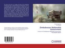 Copertina di Zimbabwean Nationalist Government
