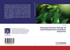 Hepatoprotective Activity of Acanthospermum hispidum Niosomes的封面