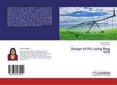 Bookcover of Design of PLL using Ring VCO