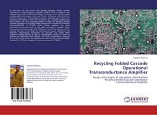 Capa do livro de Recycling Folded Cascode Operational Transconductance Amplifier