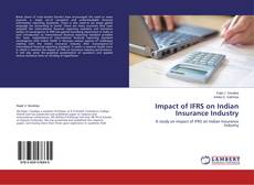 Couverture de Impact of IFRS on Indian Insurance Industry