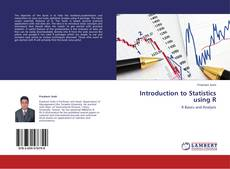 Capa do livro de Introduction to Statistics using R