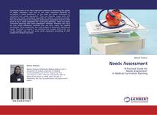 Portada del libro de Needs Assessment