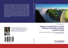 Bookcover of Regional application of the Pitman monthly rainfall-runoff model