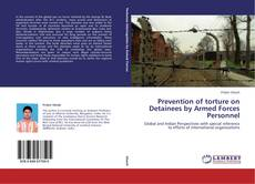 Bookcover of Prevention of torture on Detainees by Armed Forces Personnel