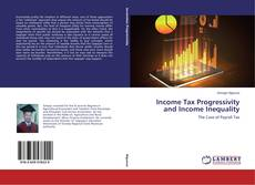 Capa do livro de Income Tax Progressivity and Income Inequality