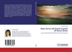 Обложка New Forms Of Social Capital Of Rural Areas