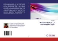 Bookcover of Dravidian Syntax - A Comparative Study
