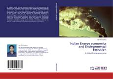 Capa do livro de Indian Energy economics and Environmental Seclusion