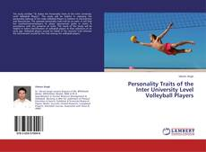 Capa do livro de Personality Traits of the Inter University Level Volleyball Players