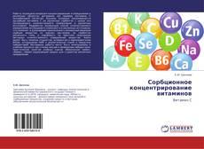 Borítókép a  Сорбционное концентрирование витаминов - hoz