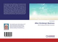 Buchcover von Allen Ginsberg's Beatness