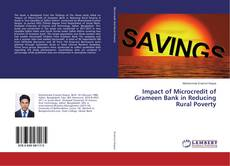 Bookcover of Impact of Microcredit of Grameen Bank in Reducing Rural Poverty