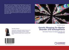 Capa do livro de Genetic Mapping for Bipolar Disorder and Schizophrenia