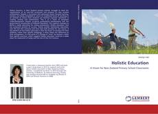 Holistic Education kitap kapağı