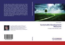 Bookcover of Sustainable Development Measures