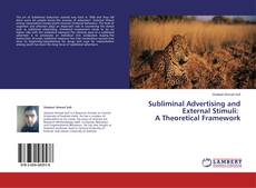 Subliminal Advertising and External Stimuli: A Theoretical Framework kitap kapağı