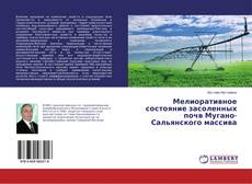 Bookcover of Мелиоративное состояние засоленных почв Мугано-Сальянского массива