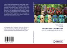 Portada del libro de Culture and Oral Health