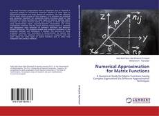Copertina di Numerical Approximation for Matrix Functions