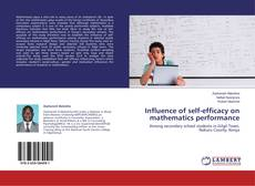 Bookcover of Influence of self-efficacy on mathematics performance