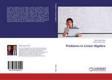 Capa do livro de Problems in Linear Algebra